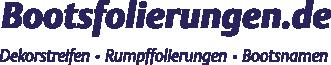 Bootsfolierung und Yachtfolierung Kiel Logo